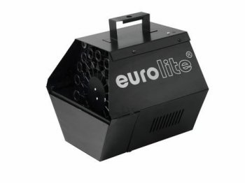 Eurolite Bubble Machine s modrými LED diodami