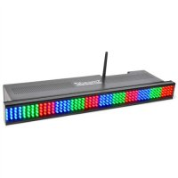 BeamZ LED Wi-Bar 192x5mm RGB LED DMX, IR, dobíjecí baterie