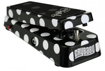 DUNLOP Buddy Guy Signature Cry Baby Wah Wah