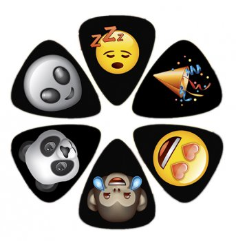 PERRI'S LEATHERS Emoji Picks XII