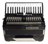 Akordeon Rivertone 37K96B4 7/2 BK