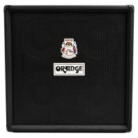 Orange OBC 410 Speaker Cab Black